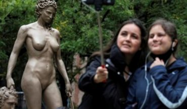 Medusa: the sculpture of an Argentinian in New York that causes fury
