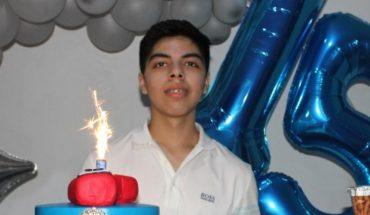 Miguel Eduardo, party