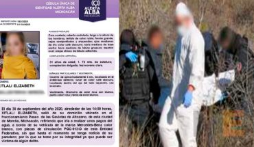 Missing woman in Morelia is located lifeless in Guanajuato