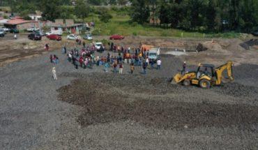 Morelia City Council launches treaty plant