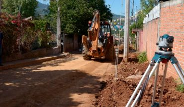 Morelia Government continues with works in tenures and communities