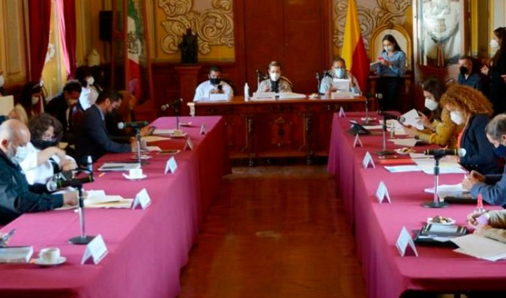 Morelia Government will intervene with renewal of roads and works the holdings and their communities