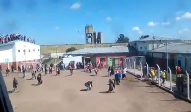 Mutiny in Bonaerenses prisons to demand return of family visits