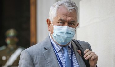 """Paris referred to Piñera's sayings about the pandemic in the country: """"He conveyed that vision that things are going well"""""""