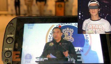 Prosecutor's Office formally accuses Diego Urik of femicide