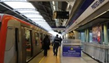 Protest day: Line 4 stations closed for incidents in Puente Alto