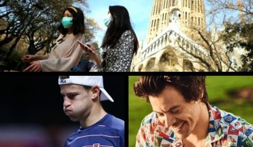 Record for coronavirus cases in the world, Schwartzman lost the Cologne final, Harry Styles advanced his new video clip and much more...