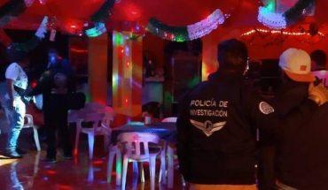 Rescue 13 trafficked women in Edomex bars