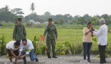 Resources for AMLO program beneficiaries arrive in El Salvador