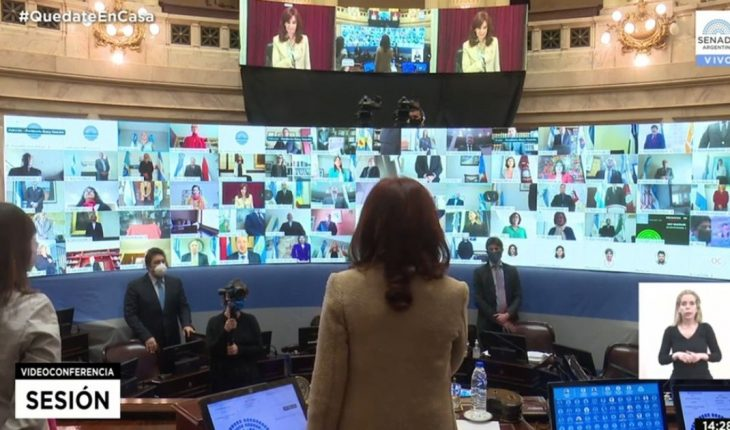 Senate approved a project on gender parity in media