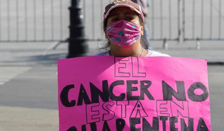 Stolen cancer drugs have insurance, AMLO says