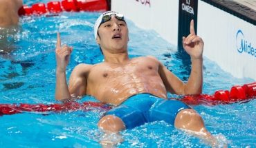 Suspended by infidel: the curious sanction received by Japanese swimmer Daiya Seto
