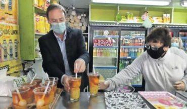 The mote returns with bones: Cerro San Cristóbal will reopen its trade