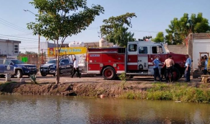 They find body floating in Los Mochis canal, Sinaloa