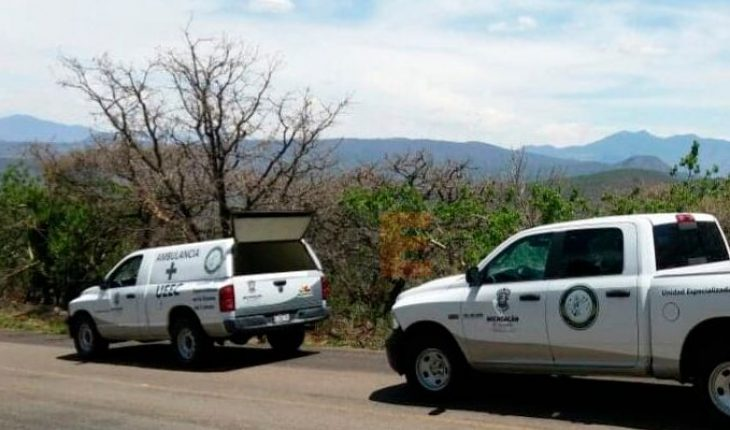 Hallan cadáver a un lado de la carretera Zamora – Morelia