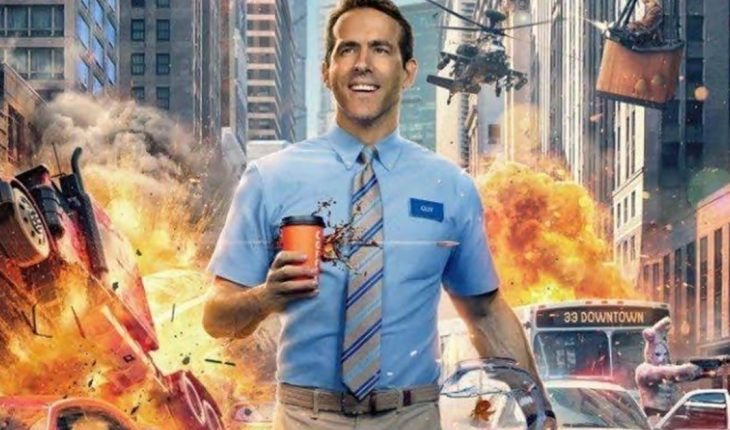 """Trailer for """"Free Guy"""": Ryan Reynolds Returns as a New Video Game Hero"""