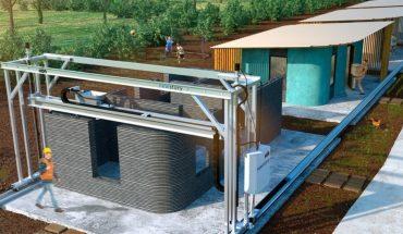 UNLP to develop 3D mega printer to build social housing