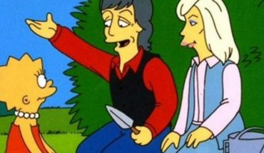 What was Paul McCartney's condition to appear in The Simpsons