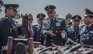 Who were Cienfuegos' trusted military in Sedena?