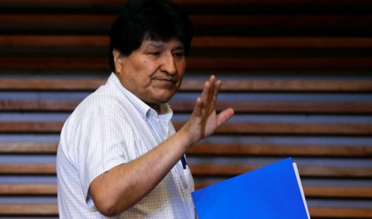 Will there be a return? Evo Morales spoke of his eventual return to Bolivia