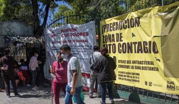 With 181 more deaths, Mexico accumulates 88,924 COVID deaths