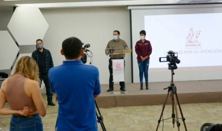 With prevention and care actions, Morelia Government serves COVID-19 pandemic