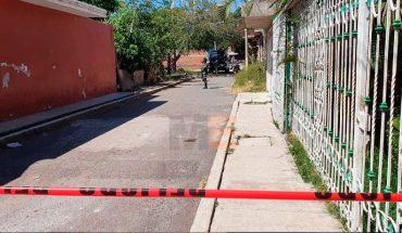Young man is killed in the colony La Libertad de Zamora