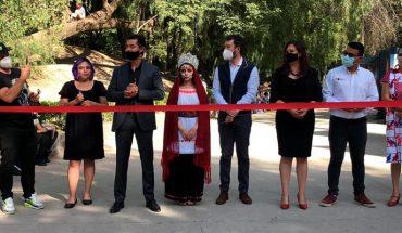 Zinapécuaro traditions arrive in Mexico City