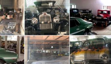 secure 41 classic cars, quad bikes and artworks