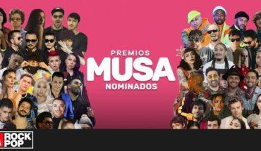 ¡Conoce y vota a los nominados de Premios MUSA!