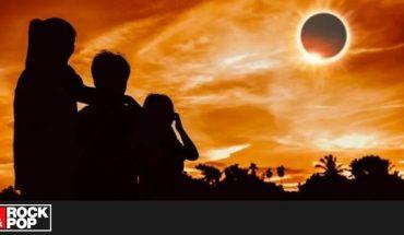 ¿No tienes los lentes para ver el eclipse? ¡Acá otras opciones!