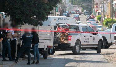 2 jóvenes son privados de la vida en la colonia Lomas del Punhuato en Morelia, Michoacán