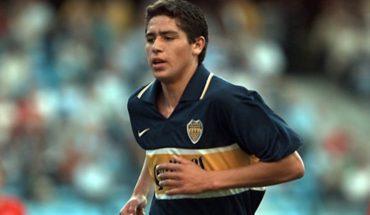A 24 años del debut de Juan Román Riquelme en Boca Juniors