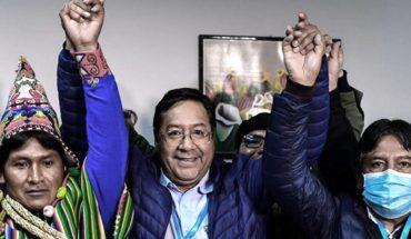 A un año del golpe de estado en Bolivia Arce asume la Presidencia