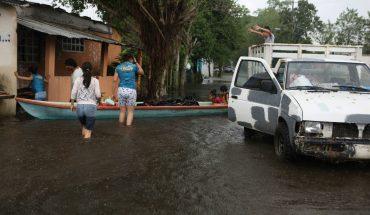 AMLO suspende gira por Nayarit y Sinaloa por inundaciones en Tabasco