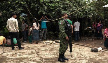 Agreden a brigada de ayuda humanitaria en Chiapas, hay un herido