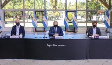 Alberto Fernández recibe a Kicillof y Larreta para definir la nueva fase de aislamiento
