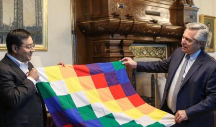 Alberto Fernández viaja a Bolivia para participar de la asunción de Luis Arce
