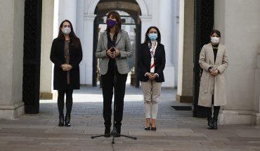 Anuncian plan de atención primaria para víctimas de violencia de género