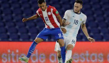 Argentina igualó 1 a 1 ante Paraguay en La Bombonera