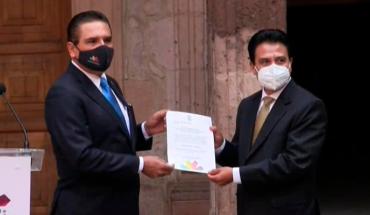 Armando Hurtado Arévalo, ocupa secretaría de gobierno en Michoacán