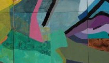 Artista Ciro Beltrán inaugurará mural en estación de Metro Chile-España