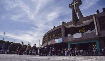 Basílica de Guadalupe abrirá 11 y 12 de diciembre, accesos controlados
