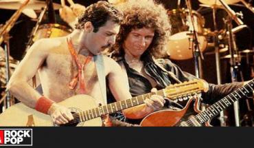 Brian May homenajea a Freddie Mercury a 29 años de su fallecimiento — Rock&Pop