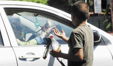 Buscan encarcelar a quienes obliguen a los niños a mendigar en Santa Fe
