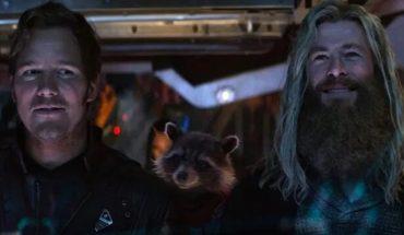 Chris Pratt vuelve a ser Star-Lord en Thor: Love and Thunder
