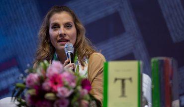 Conacyt incluye a Beatriz Gutiérrez como investigadora; recibirá 15 mil pesos mensuales