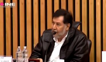 Consejo general del INE abandona la sala ante la negativa de Fernández Noroña a usar cubrebocas