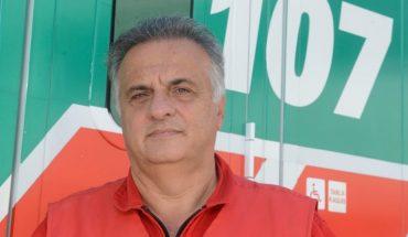 """Crescenti, titular del SAME, dijo: """"Nos llenaron de piedrazos las ambulancias"""""""