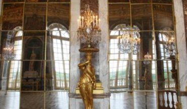 Descubren un espejo de baño que perteneció a María Antonieta